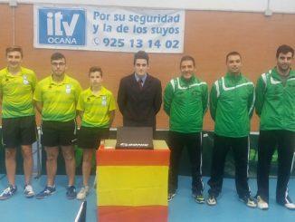 Asociación Deportiva Tenis de Mesa Almaraz