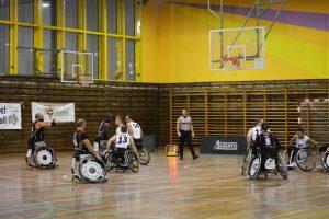 Derrota del Mideba Extremadura en su visita a Bilbao