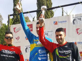 Rubén Tanco se sube al podio de élite del Campeonato de Andalucía
