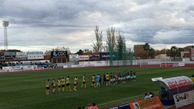 Victoria del CF Villanovense por 3-1 ante el Marbella
