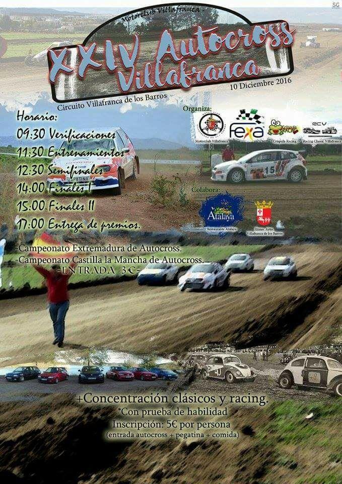 XXIV Autocross Villafranca
