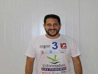 Entrevista a Jose Alejandro Acedo capitán del Electrocash Cáceres de Voleibol