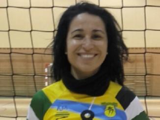 Entrevista a Maria Ascensión Blázquez, líbero del equipo senior femenino del A. D. Lacimurga