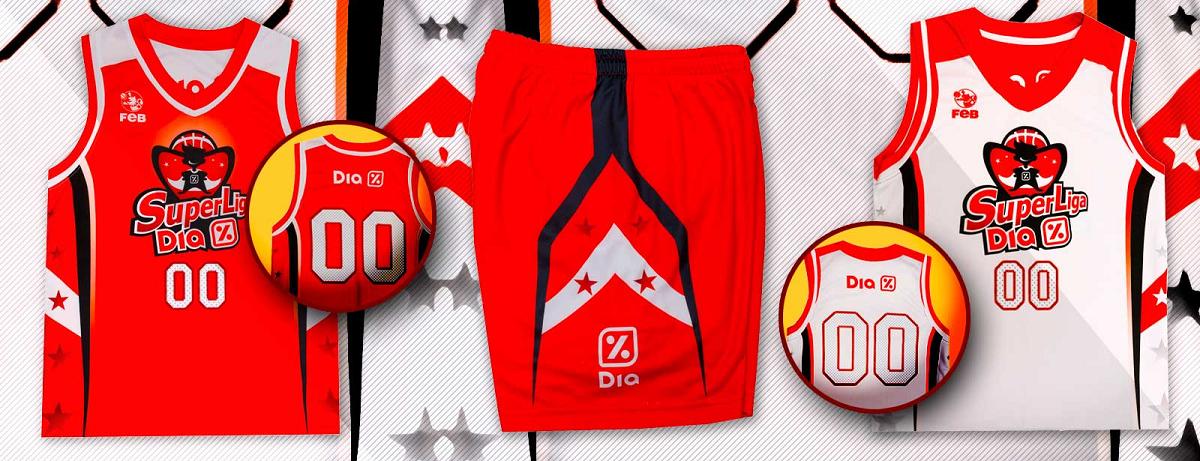 Equippaciones y balones para todos los equipos de la SuperLigaDia