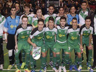 La selección extremeña sub-19 de Fútbol-sala pierde en su debut ante Madrid