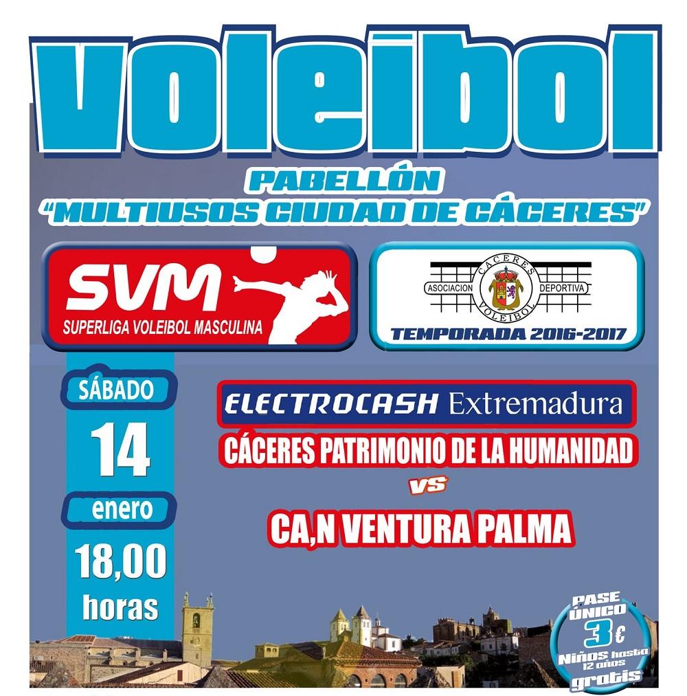 Partido Electrocash Extremadura CCPH vs Ca'n Ventura Palma