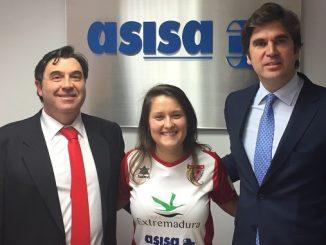 ASISA acompaña al Santa Teresa CD en la máxima categoría del fútbol femenino