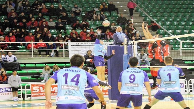 Ca´n Ventura se llevó los 3 puntos de Cáceres ante un Electrocash Extremadura muy peleón