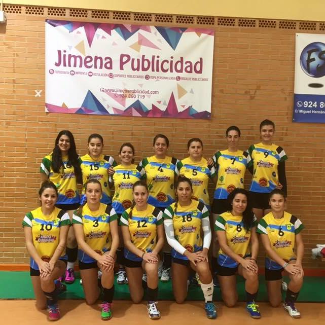 Lacimurga Equipo Senior Femenino