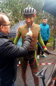 Romero y Mancebo, terceros en la Vuelta a Córdoba BTT