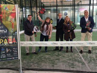 El Perú Cáceres Wellness acogerá el Campeonato de España por Equipos del 21 al 23 de abril