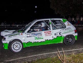 Paco Montes - El Extremadura Rallye Team en el 32º Rallye Norte de Extremadura