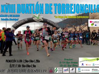 XVIII Duatlon de Torrejoncillo