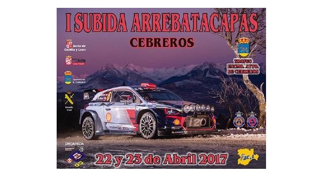 I Subida Arrebatacapas en Cebreros   Campeonatos de Castilla y León, Castilla-La Mancha y Madrid de Montaña