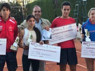 Campeonato de Extremadura cadete