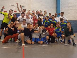 Publijaime Jaraíz F.S. asciende a Tercera División Nacional de Fútbol Sala
