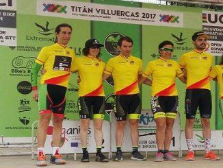 Pedro Romero y Susana Alonso siguen líderes del Open de España XCM tras la Titán Villuercas de Logrosán