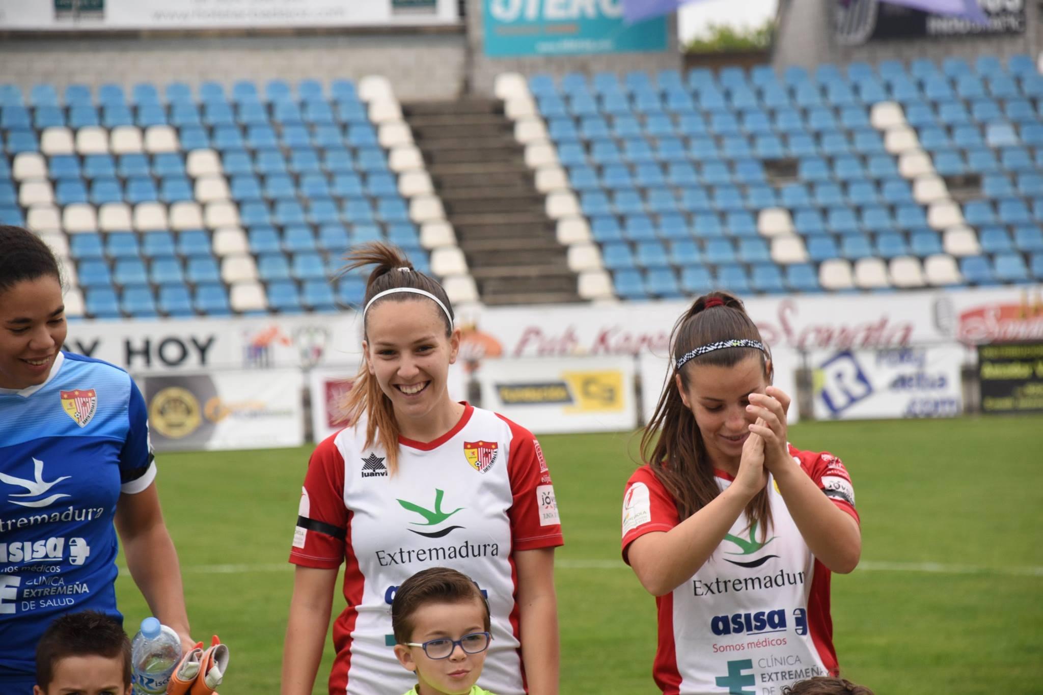 Chica Santa Teresa Badajoz 1
