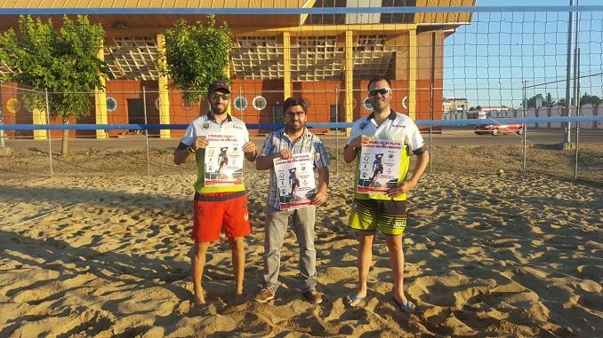 I torneo voley playa de Don Benito