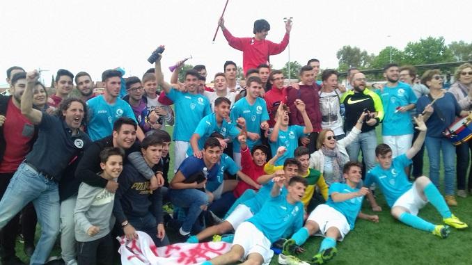 El C.F. Jaraíz Juvenil logra el ascenso a Primera División Juvenil Extremeña