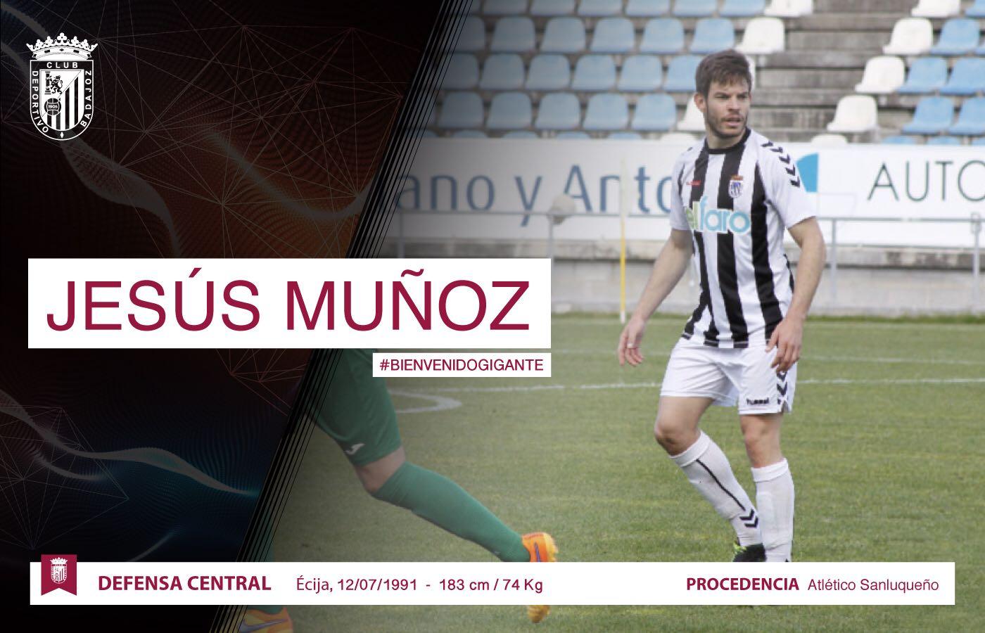Jesús Muñoz CD Badajoz