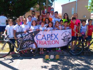 Encuentro de menores que organiza la Fetri en Mérida