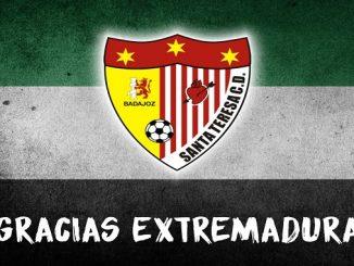 El Santa Teresa Badajoz recibirá la Medalla de Extremadura