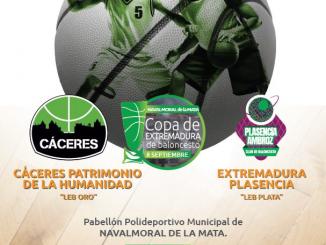 Copa de Extremadura de Baloncesto 2017