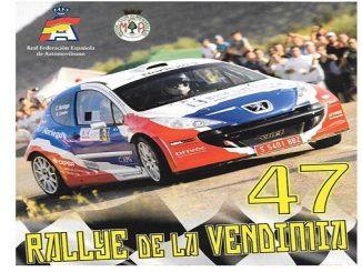 El Motor Club Almendralejo ultima el 47 Rallye de la Vendimia
