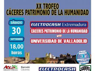 Electrocash Extremadura CCPH última prueba antes del incio de liga