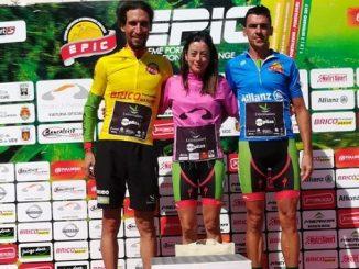 Pedro Romero y Susana Alonso vencedores finales de la EPIC Extreme Portalegre