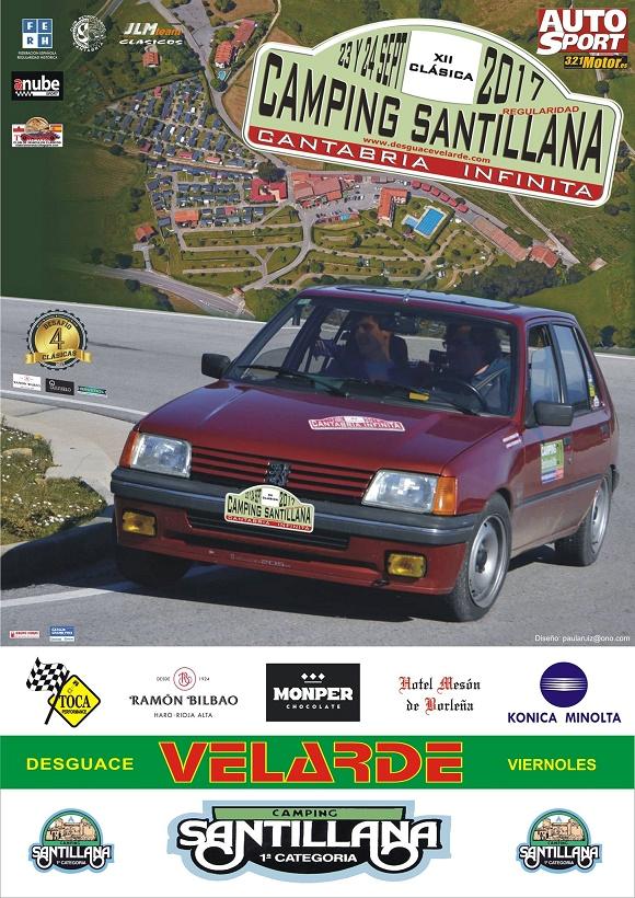 XII Clásica Camping Santillana -Cantabria Infinita