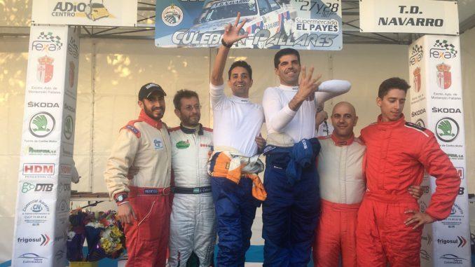 Casimiro y Ortiz se imponen en el III Rallysprint Culebrín – Pallares