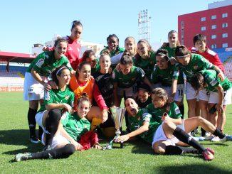 El Santa Teresa Badajoz consigue su tercera Copa Extremadura consecutiva