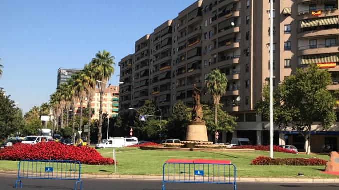 El Santa Teresa participará en el Acto del Izado de la Bandera Nacional