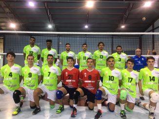 Derrota del Electrocash-Extremadura CCPH ante el Rotagal Boiro en la primera jornada de la Superliga 2