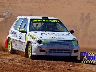 Vázquez y Casado lucharán por el entorchado nacional en el Autocross de Esplús
