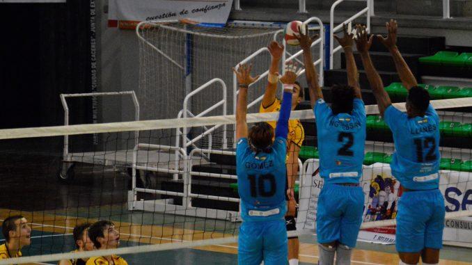 Doble cita para el Electrocash Extremadura CCPH en la Superliga2 de Voleibol este fin de semana