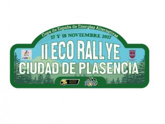 El Eco Rallye Ciudad de Plasencia cumple su segunda edición