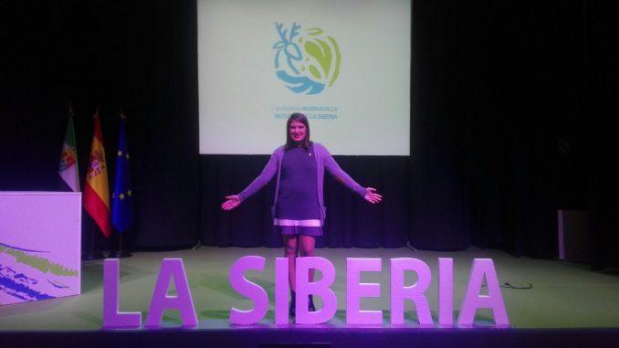 Elena Ayuso, presente en el acto de apoyo a la candidatura de la Siberia a Reserva de la Biosfera