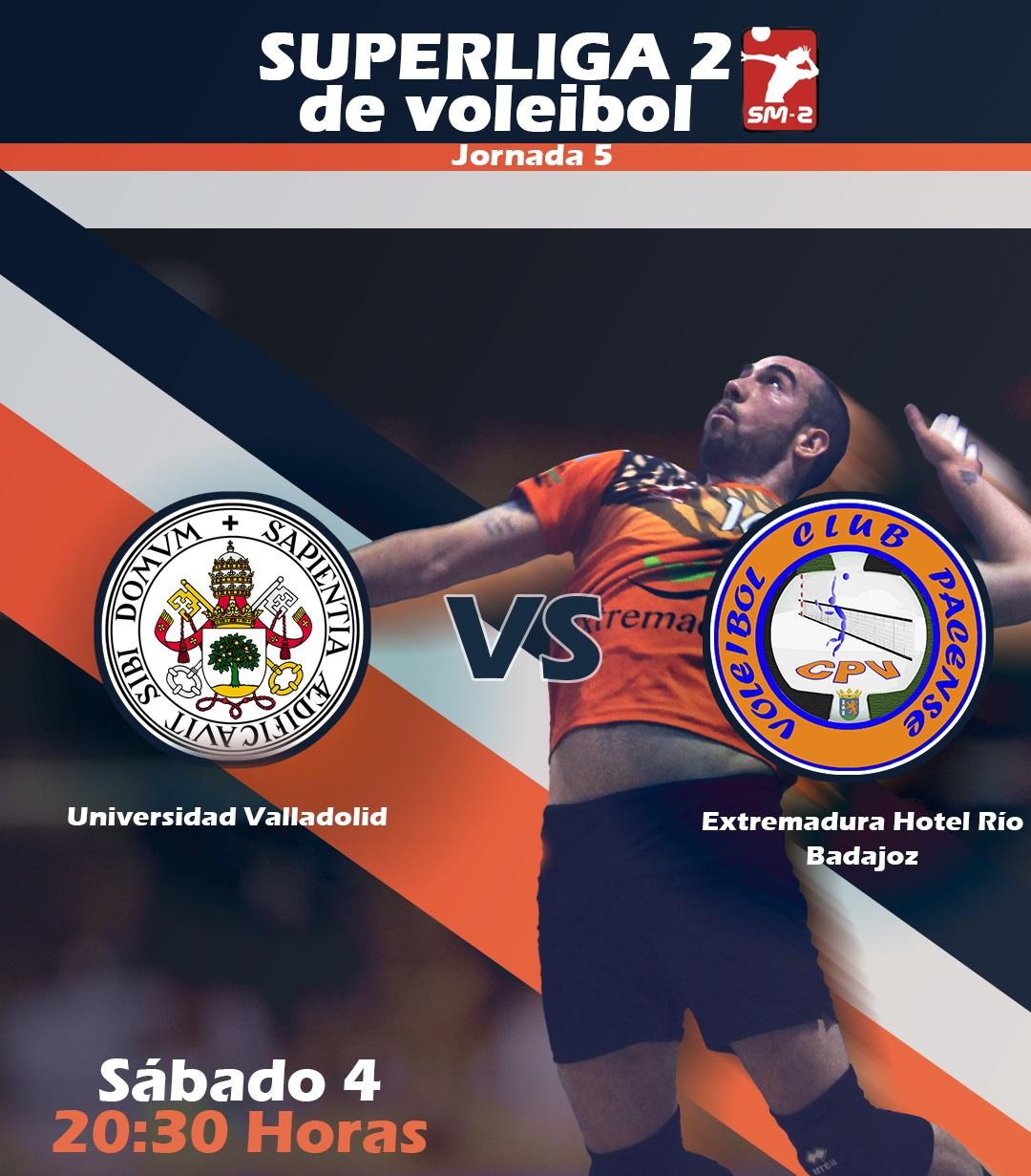 El Extremadura Hotel Río Badajoz busca en Valladolid su primera victoria