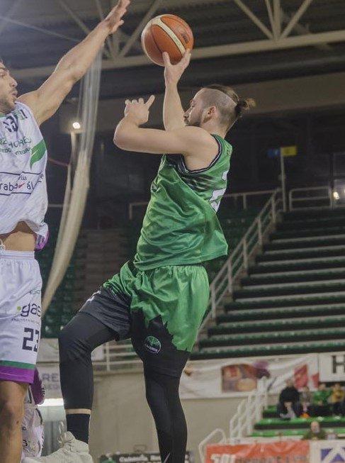 Rakocevic gu a al c ceres basket a la sexta victoria de la - Como quitar la mala racha ...
