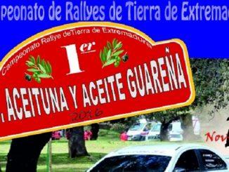 I Tramo Cronometrado Aceite y Aceituna Guareña 2016