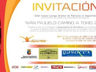 Patrocina un Deportista presenta ciclo olímpico de Ivan Pajuelo
