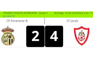 Pleno de victorias para los equipos del C.F. Jaraíz este fin de semana