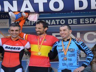 Carlos Luengo Subcampeon de España de ciclocross