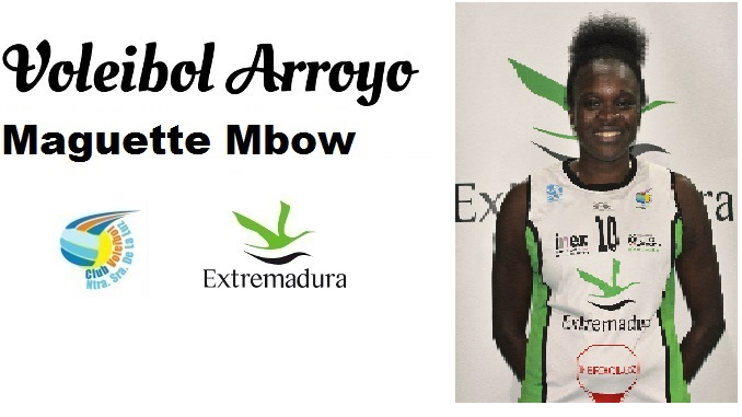 Entrevista a Maguette Mbow, central del Extremadura Arroyo 30