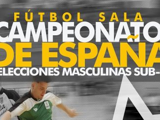 Presentación del Cto. de España Juvenil de Fútbol Sala en Talayuela y Almaraz