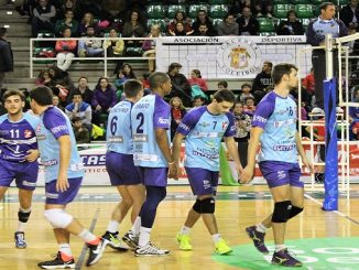 Nueva derrota en otro buen partido del Electrocash frente al líder Unicaja Almería