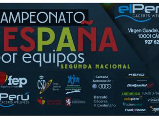 Campeonato de España de Padel por Equipos